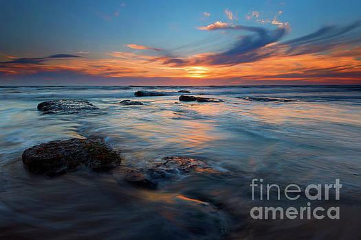 Tidal Swirl by Mike Dawson