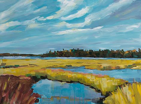 Tidewater II by Michele Norris