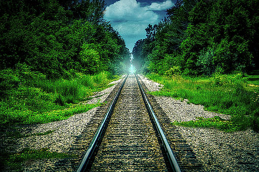Tied to the Tracks by Andrew Zuber
