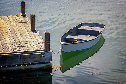 Tied Up in Friendship Harbor by Rick Berk