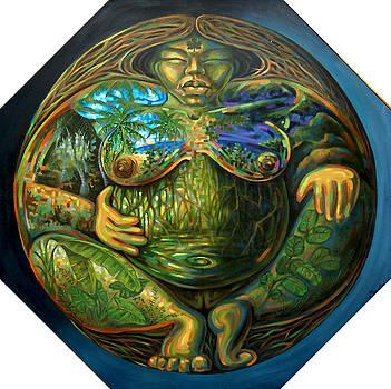 Tierra Mujer by Samuel Lind