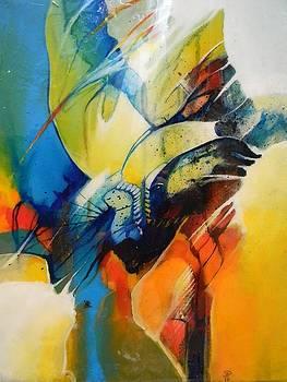 Tierra y Mar by Jose Pena