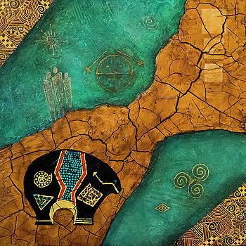 Tierra y Mar by Pat Stacy