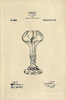 Tiffany Lamp Shade Patent 1918 2 by Nishanth Gopinathan