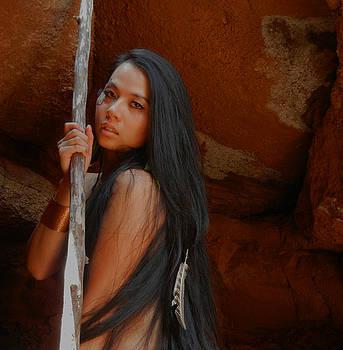 Tiffany-Tribal Shoot by Bobbie Barth