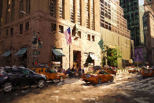 Tiffany's 5th Ave, New York by Matthew Ashton