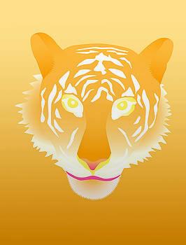 Tiger by David Strong