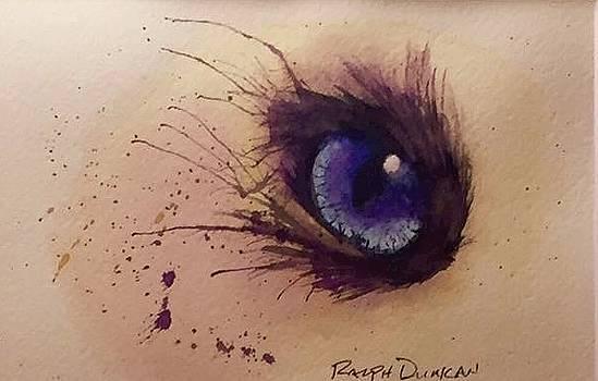 Tiger Eye by Ralph Duncan