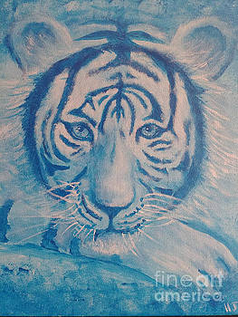 Tiger by Heather James