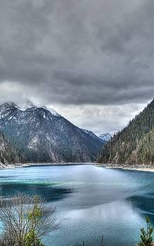 Tiger Lake China by Bill Hamilton