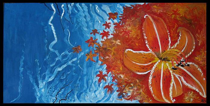 Tiger Lily by Alycia Ryan