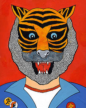 Tiger Man by Matt Leines