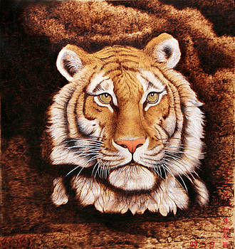 Tiger  by Peter Green