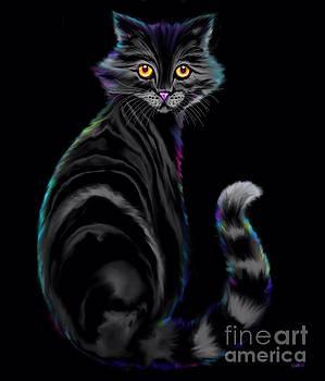 Nick Gustafson - Tiger Striped Cat