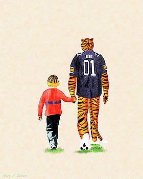 Tiger Tales From Auburn by Mark Tisdale