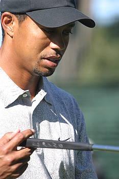 Chuck Kuhn - Tiger Woods II