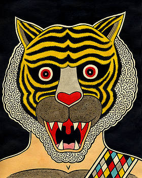 Tigerman by Matt Leines