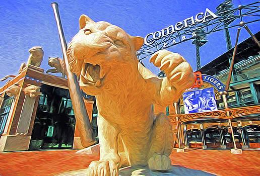 Dennis Cox - Tigers Park