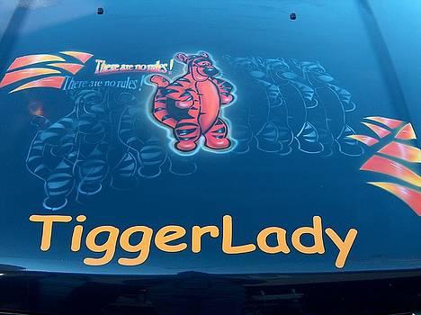 Tigger Mania by Judith Lorraine White