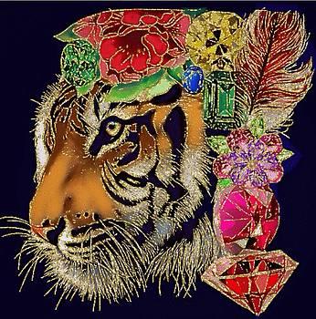 Tigress by Carrie Bennett