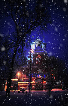 Jenny Rainbow - Tikhvin Church 1. Snowy Days in Moscow