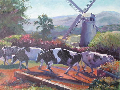 Til the Cows Come Home by Maureen Obey