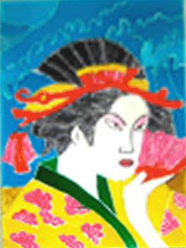 Tile Painting by Manisha Jain