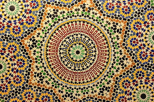 Ramona Johnston - Tiles of Fez