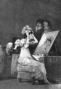 Till Death 1799 by Goya Francisco