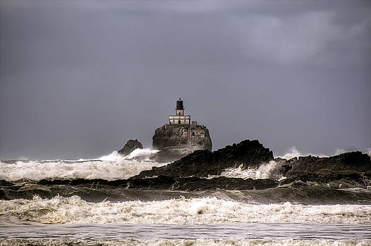 Tillamook Lighthouse by Brad Granger
