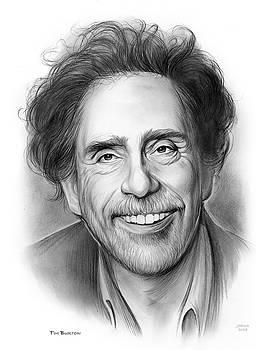 Tim Burton by Greg Joens