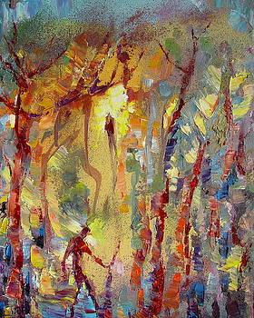 Timber-Toe by Avi Gorzhaltsan