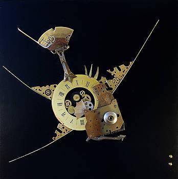 Time fish by Vladimiras Nikonovas