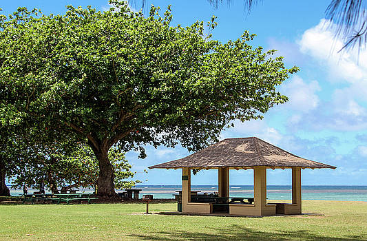 Time for Anini Beach by Bonnie Follett