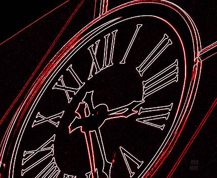 Time In Red And Black by Leela Arnet