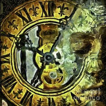 Time is on my Mind by Putterhug Studio