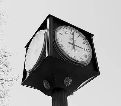 Time by J Austin