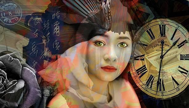 Time Mystic Secrets - The Letter by Daniel Arrhakis