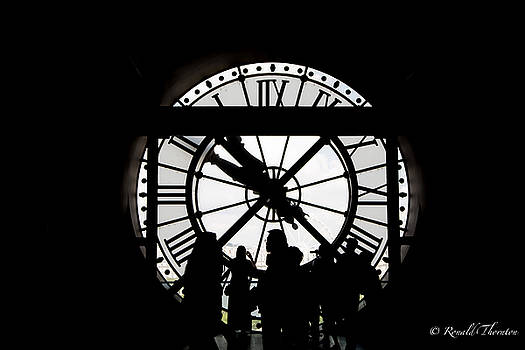 Time by Ron Thornton