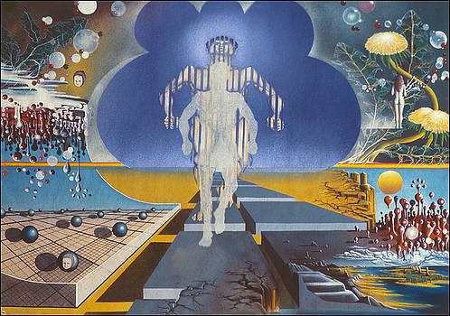 Time Runner by Leonard Rubins