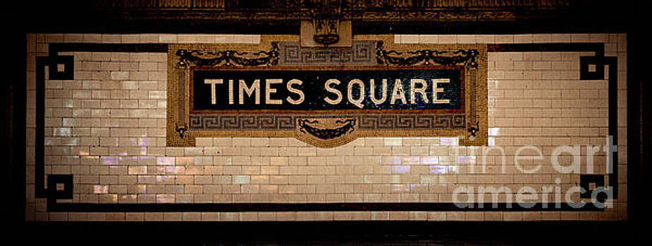 Time Square by RicharD Murphy