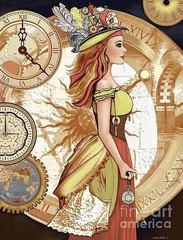 Time Traveler by Melodye Whitaker