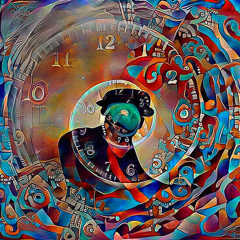 Time Vortex by Bruce Rolff