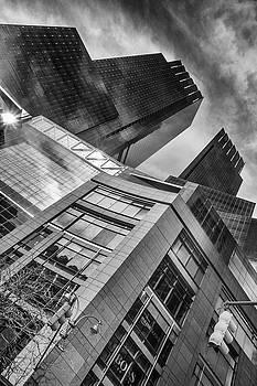 Time Warner Center by John Dryzga