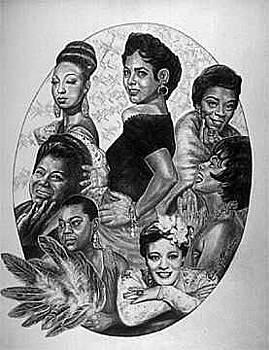 Timeless Divas  by Buena Johnson