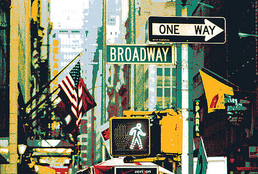 Times Square 1 by Shay Culligan