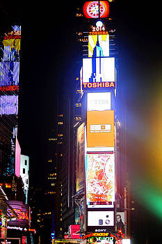 Times Square by Alexander Mandelstam