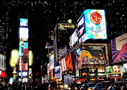 Anne Ferguson - Times Square