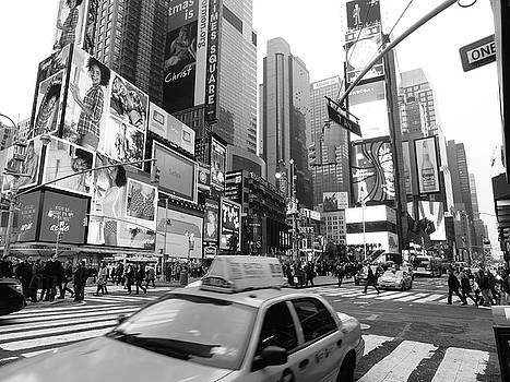 Times Square by Jessica Stiles