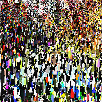 Dee Flouton - Times Square New Year